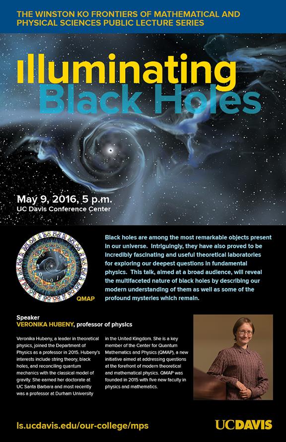 Illuminating Black Holes