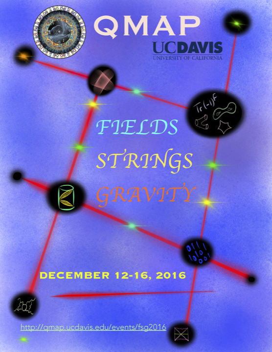Fields, Strings, Gravity 2016
